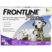 Frontline large dogs 3pipets
