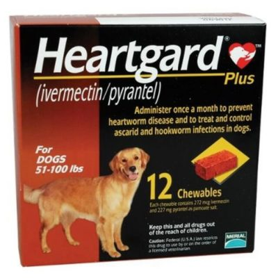 heartgard plus for dog 12 pack