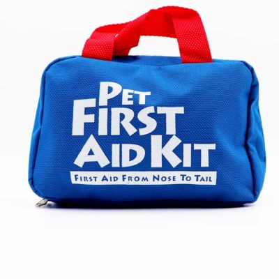 Pet first aid kit dog and cat kit